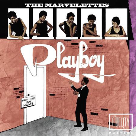 The Marvelettes - Playboy Lyrics - Zortam Music