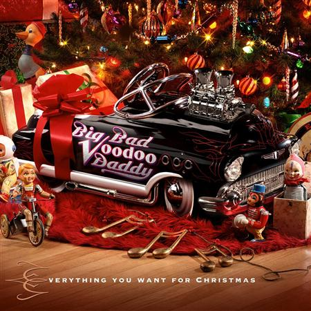Big Bad Voodoo Daddy - Blue Christmas II - Zortam Music