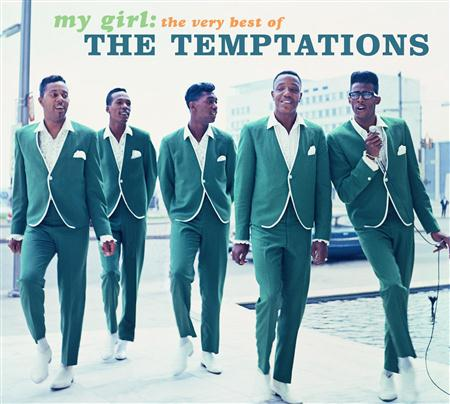 The Temptations - My Girl The Very Best Of The Temptations [disc 2] - Zortam Music