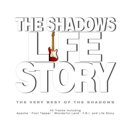 The Shadows - Life Story The Very Best Of The Shadows [disc 2] - Lyrics2You