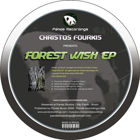 Christos Fourkis - Forest Wish EP - Zortam Music