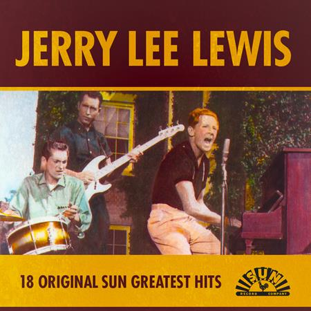 Jerry Lee Lewis - 18 Greatest Hits! - Zortam Music