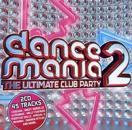 Various Artists - Dance Mania, Vol. 2 The Ultimate Club Party [disc 2] - Zortam Music