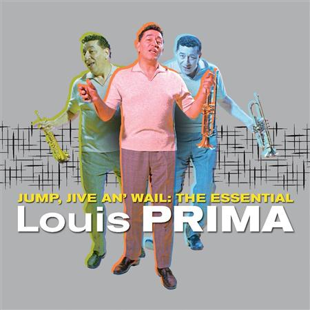 Louis Prima - Jump, Jive An