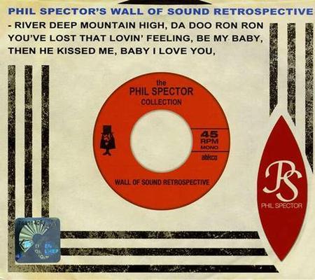 Depeche Mode - The Phil Spector Collection Wall Of Sound Retrospectivea Chrismas Gift For You - Lyrics2You