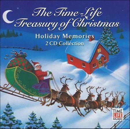 Eva Cassidy - The Time-Life Treasury Of Christmas Holiday Memories [disc 1] - Zortam Music