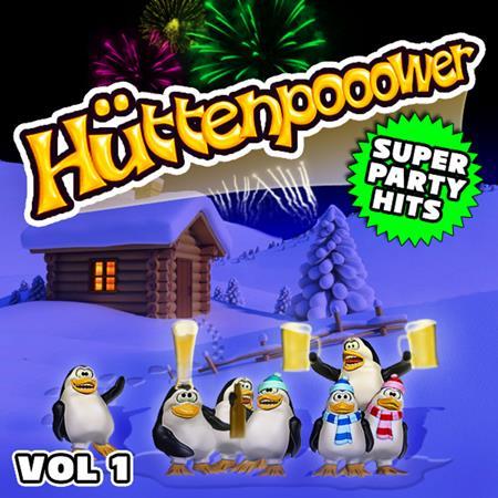Markus - H�ttenpooower Vol. 1 - Die Besten Hits Vom Apres-Ski Und Karneval 2011 - Zortam Music