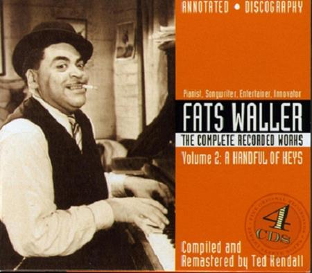 Fats Waller - The Complete Recorded Works, Vol. 2 A Handful Of Keys [disc 1] - Zortam Music