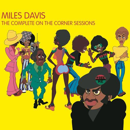 Miles Davis - The Complete On The Corner Sessions - Zortam Music