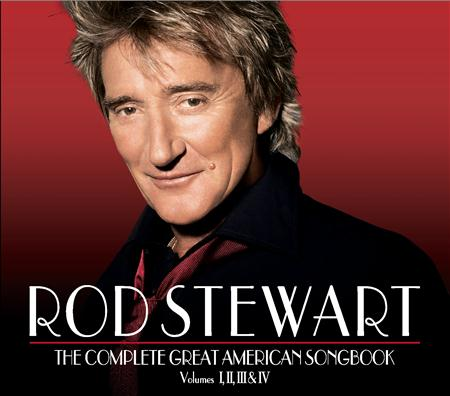 Rod Stewart - Rod Stewart / The Great American Songbook - Zortam Music