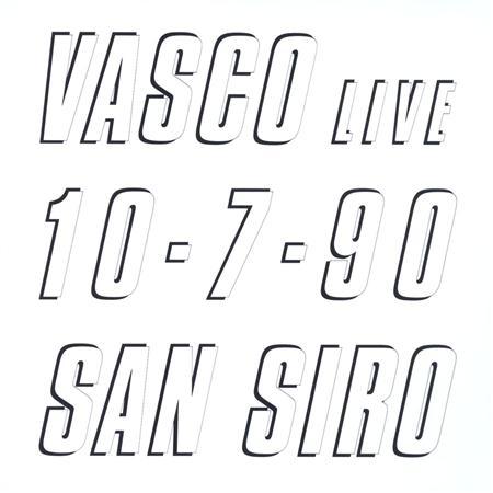 Vasco Rossi - Live 10.7.90 San Siro - Zortam Music