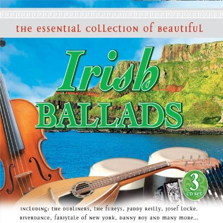 Barry White - The Essential Collection Of Beautiful Irish Ballads - Zortam Music