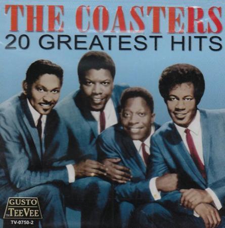 Coasters - The Coasters - 20 Greatest Hits - Zortam Music