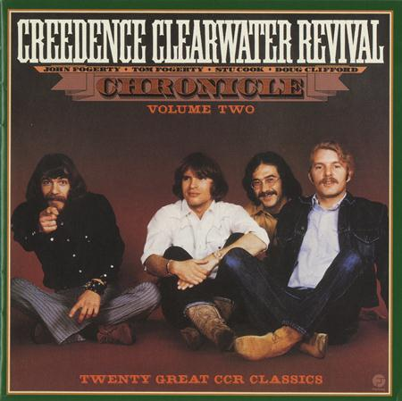 Creedence Clearwater Revival - Chronicle, Vol. 2: Twenty Great CCR Classics - Zortam Music