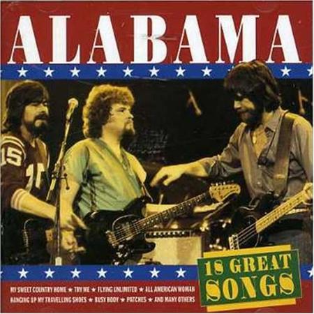 ALABAMA - 100 Country Classics Vol.1  -  CD 1 - Zortam Music