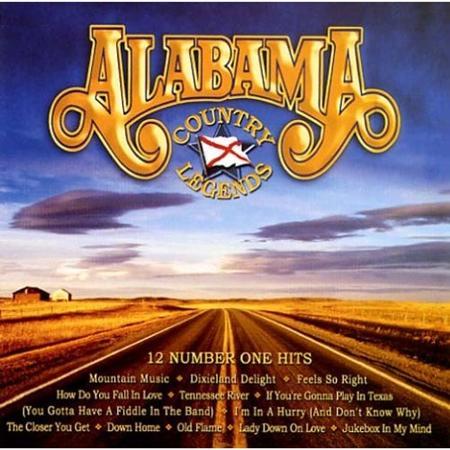 ALABAMA - Alabama Country Legends - Zortam Music