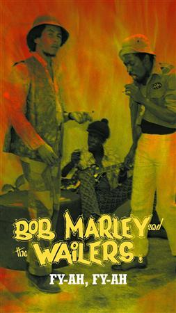 Bob Marley - Fy-Ah Fy-Ah: The Jad Masters 1967-1970 Disc 2 - Zortam Music