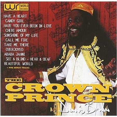 Dennis Brown - Crown Prince - Zortam Music