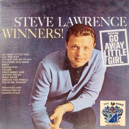Steve Lawrence - Winners! - Zortam Music