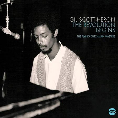 Gil Scott-Heron - The Revolution Begins The Flying Dutchman Masters - Zortam Music