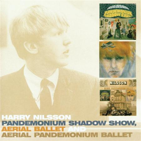 NILSSON - Pandemonium Shadow Show, Aerial Ballet and Aerial Pandemonium Ballet - Zortam Music