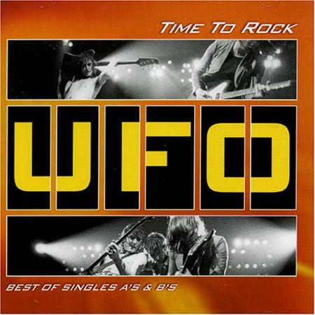 Ufo - Time To Rock Best Of Singles A