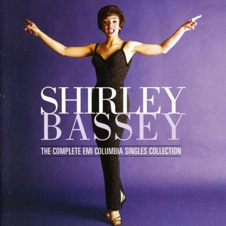 Shirley Bassey - The Complete Emi Columbia Singles Collection [disc 1] - Zortam Music