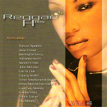 Barrington Levy - Reggae Hits, Vol. 4 - Zortam Music
