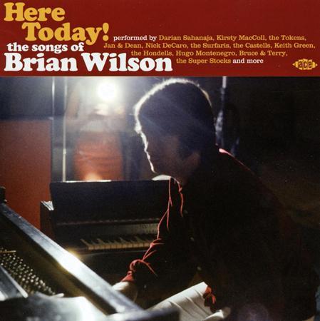 Bobby Vee - Here Today! The Songs of Brian Wilson - Zortam Music