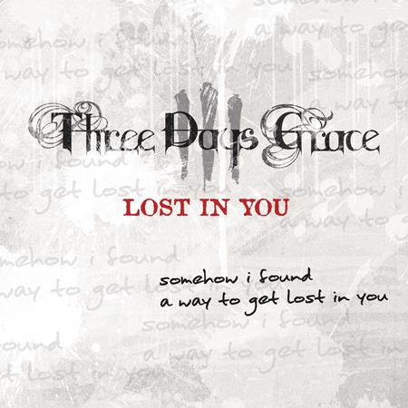 Three Days Grace - Lost In You EP - Zortam Music