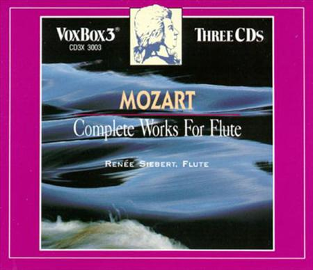 Mozart - The Works for Flute - Zortam Music