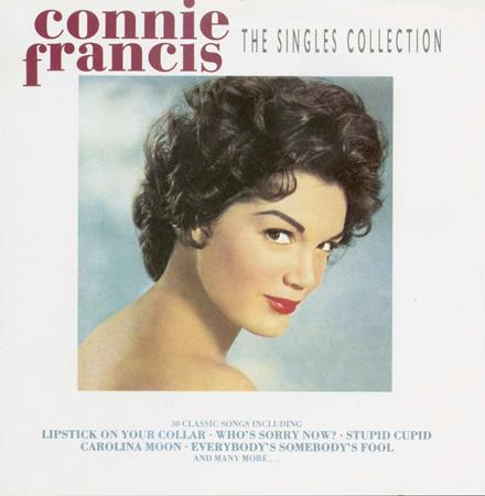 Connie Francis - The Singles Collection [UK] - Lyrics2You