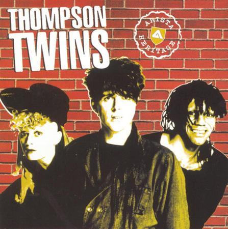 THOMPSON TWINS - Arista Heritage Series Thompson Twins - Lyrics2You