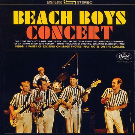 The Beach Boys - Concertlive In London [bonus Track] [live] - Zortam Music