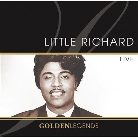 LITTLE RICHARD - Golden Legends  Little Richard - Live - Zortam Music