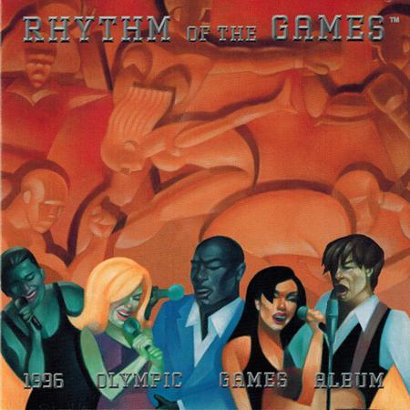 Gloria Estefan - Rhythm Of The Games - Zortam Music