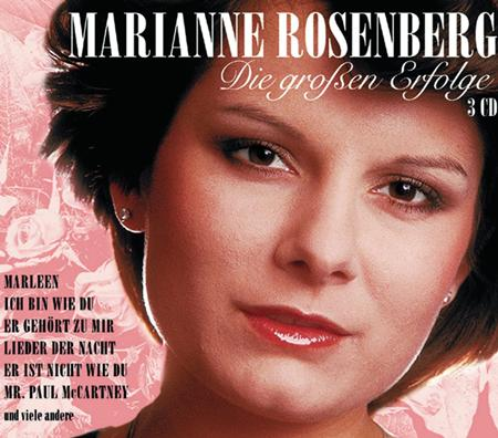 Marianne Rosenberg - Die Groãÿen Erfolge - Zortam Music