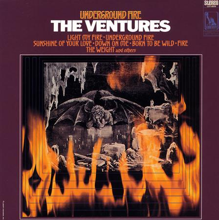 The Ventures - Underground Fire - Zortam Music
