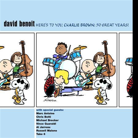 David Benoit - Here