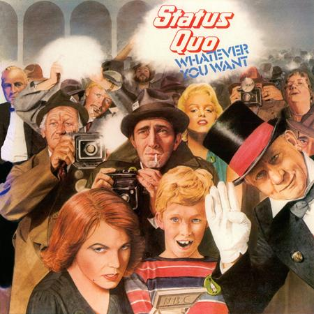 Status Quo - Whatever You Want Cd 01 - Zortam Music