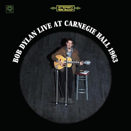 Bob Dylan - Live At Carnegie Hall 1963 - Zortam Music