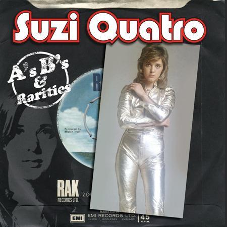 Suzi Quatro - Absolute Rock Classics 2 Disc 2 - Lyrics2You