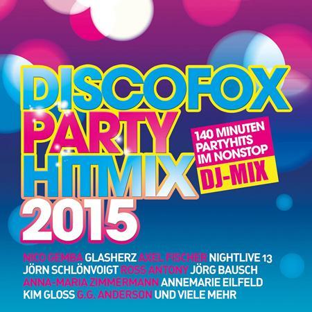 ANNEMARIE EILFELD - Discofox Party Hitmix 2017.1 - CD1 - Zortam Music