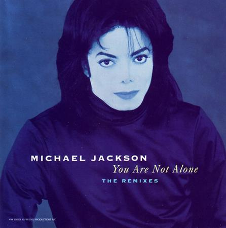 Michael Jackson - You Are Not Alone [DualDisc] - Zortam Music