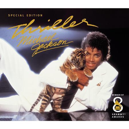 Michael Jackson - Thriller Special Edition - Zortam Music