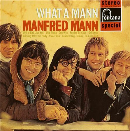 MANFRED MANN - What a Mann - Zortam Music