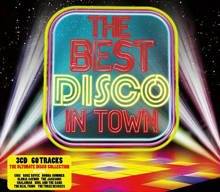 Pink - Best of Disco 3 2006 - Zortam Music