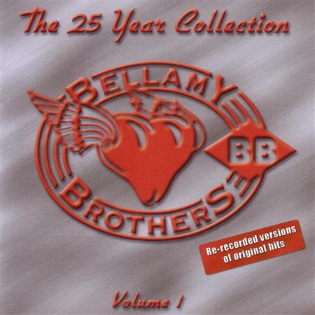 BELLAMY BROTHERS - The 25 Year Collection: Around the World Disc 1 - Zortam Music