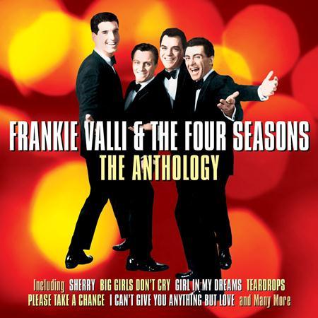 Frankie Valli &Amp; The Four Seasons - Frankie Valli & The Four Seasonsthe Anthology - Zortam Music