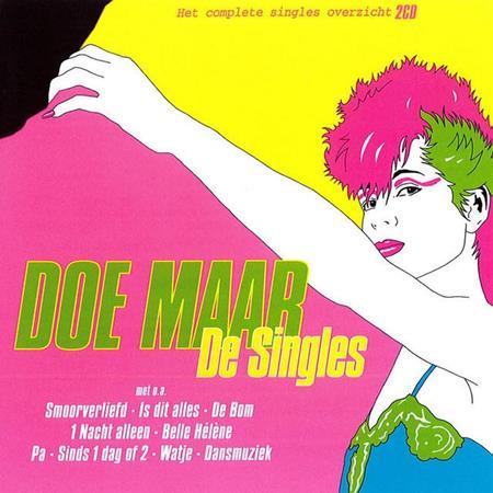 Doe Maar - De Singles [disc 1] - Zortam Music